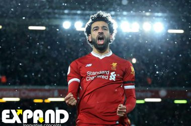 Mohamed Salah Has quickly become a fan favorite in the English Premier League