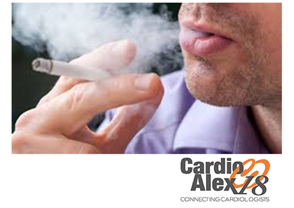 Cigarettes Smoking might cause Arrhythmia.