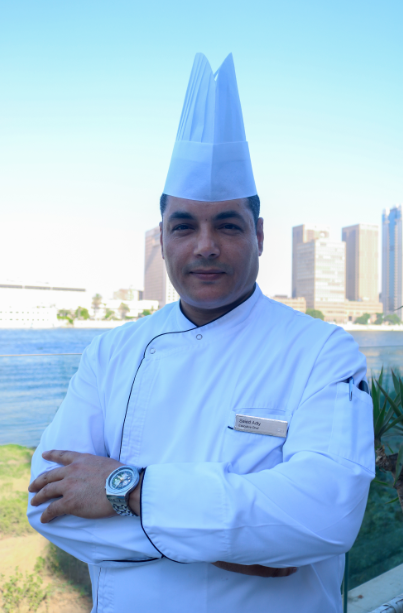 Chef Saied Adly